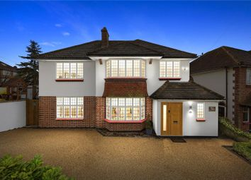 Thumbnail 4 bed detached house for sale in Starling Close, Buckhurst Hill