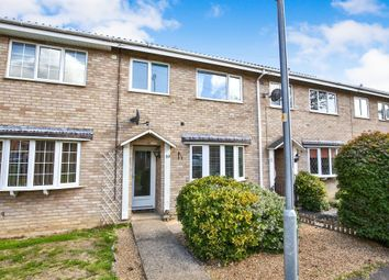 Thumbnail 3 bed terraced house for sale in Pond Road, Toftwood, Dereham