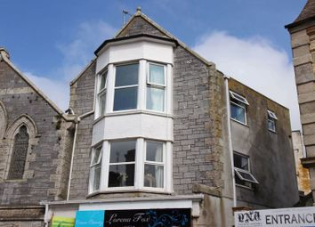 Thumbnail 1 bed flat for sale in Beachfield Avenue, Newquay