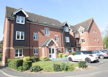 Thumbnail 2 bedroom flat to rent in Gould Close, Newbury