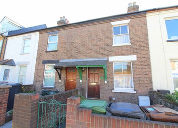 Thumbnail 2 bed terraced house to rent in Hatfield Road, St Albans
