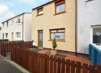 Thumbnail 3 bed end terrace house for sale in Oslie View, Stewarton