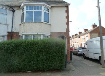 Thumbnail 1 bed flat to rent in Winchester Avenue, West End, Leicester