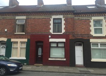 Thumbnail 3 bed terraced house to rent in Andrew Street, Walton, Liverpool