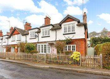 Thumbnail 3 bed end terrace house for sale in Kings Terrace, Shortfield Common Road, Frensham, Farnham