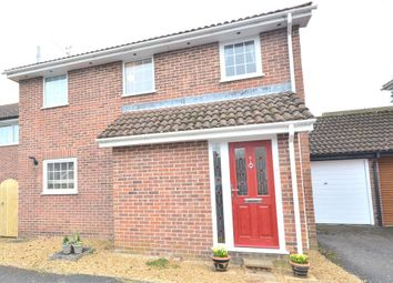 Thumbnail 3 bed link-detached house for sale in Augustus Drive, Basingstoke, Hampshire