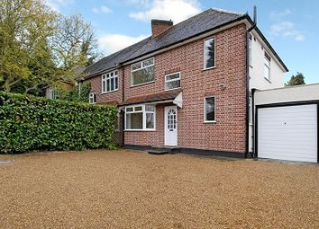 Thumbnail 3 bed semi-detached house to rent in Sandhills Lane, Virginia Water