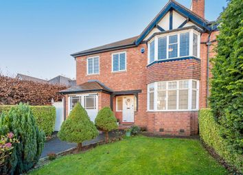 Thumbnail 3 bed semi-detached house for sale in Knightlow Road, Birmingham