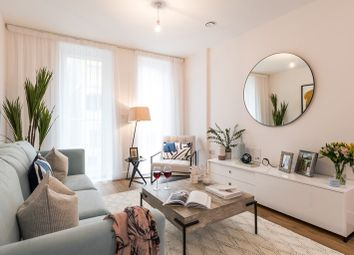 Thumbnail 3 bed flat for sale in Thomas Sawyer Road, Watford