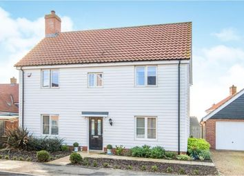 Thumbnail 4 bed detached house for sale in Stalham, Norwich, Norfolk