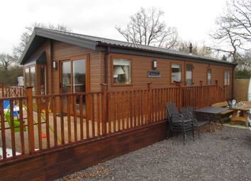 Thumbnail 2 bed mobile/park home for sale in The Ewes, Smarden Road, Ashford, Kent