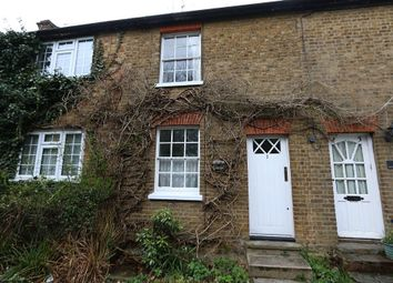 Thumbnail 2 bed terraced house for sale in Suffolk Cottages, California Lane, Bushey Heath, Bushey, Hertfordshire
