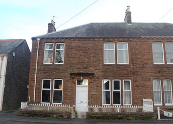 Thumbnail 6 bed semi-detached house for sale in 39 St. Andrew Street, Castle Douglas