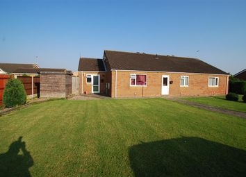 Thumbnail 2 bedroom bungalow for sale in Biscay Close, Skegness