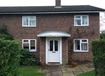 Thumbnail 3 bed property to rent in Sladwell Close, Cambridge