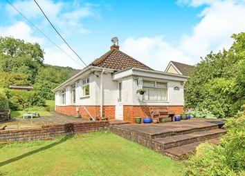 Thumbnail 3 bed detached bungalow for sale in Pendarren Road, Aberbeeg, Abertillery