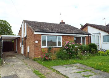 Thumbnail 2 bed detached bungalow for sale in Mill Road, Bozeat, Northamptonshire