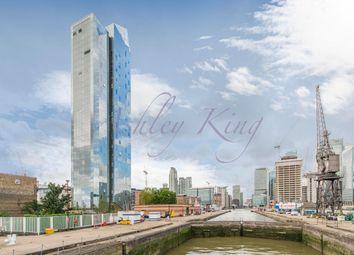 Dollar Bay Point, Dollar Bay Place, London E14. 2 bed flat