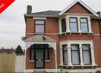 Thumbnail 4 bedroom semi-detached house for sale in Felbridge Road, Goodmayes
