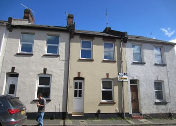 Thumbnail 2 bed terraced house to rent in Wonford Street, Exeter