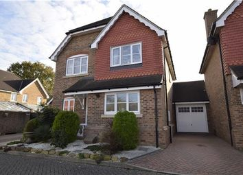 Thumbnail 4 bed detached house for sale in Marlow Drive, Hailsham, East Sussex