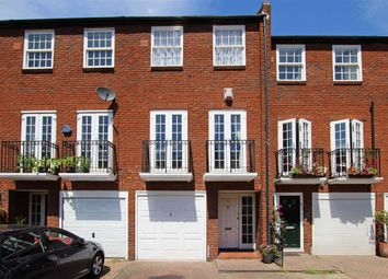Thumbnail 3 bed terraced house for sale in Fawe Park Road, London