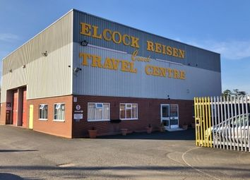 Thumbnail Warehouse for sale in Wellington Coach Travel Centre, Springhill, Telford, Shropshire