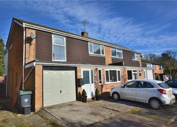Thumbnail 4 bed semi-detached house for sale in St. Johns Road, Stansted