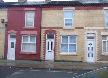 Thumbnail 2 bedroom terraced house to rent in Galloway Street, Liverpool
