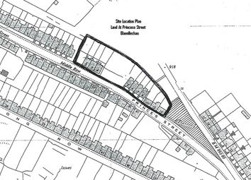 Thumbnail Land for sale in Princess Street, Blaenllechau, Ferndale