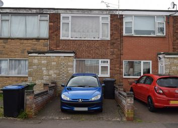 Thumbnail 2 bed terraced house for sale in Telford Way, Leicester