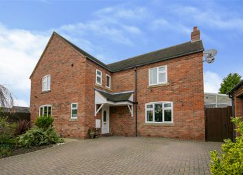 Thumbnail 4 bed detached house for sale in Barrons Court, Elvaston, Thulston