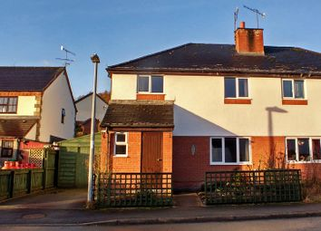 Thumbnail 3 bed semi-detached house for sale in Pont Robert, Meifod