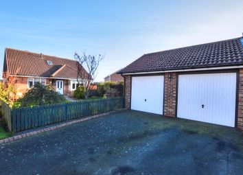 Thumbnail 4 bedroom bungalow for sale in Byers Close, Belford, Northumberland