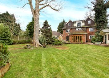 Thumbnail 6 bed detached house for sale in Westcar Lane, Hersham, Walton-On-Thames, Surrey