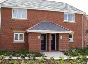Thumbnail 2 bedroom flat to rent in Tuffleys Way, Thorpe Astley, Leicester