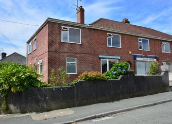 Thumbnail 4 bed semi-detached house for sale in Dale Avenue, Plymouth, Devon