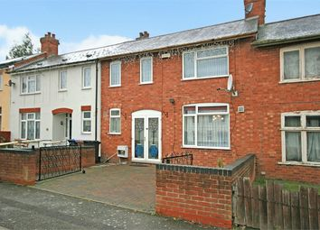Thumbnail 3 bed terraced house for sale in Salcey Street, Northampton