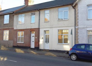 Thumbnail 4 bed terraced house to rent in St. Andrews Road, Northampton