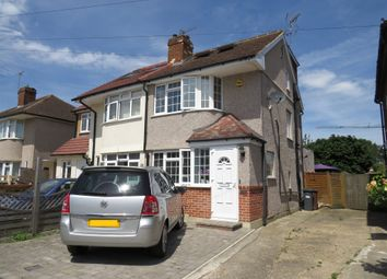 Thumbnail 3 bed semi-detached house for sale in Northumberland Crescent, Feltham
