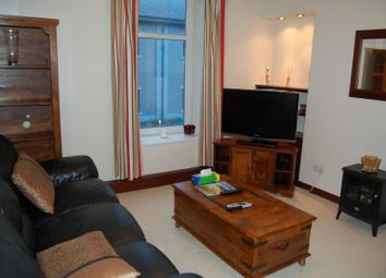 Thumbnail 1 bed flat to rent in St Peter Street, First Floor Right, Aberdeen