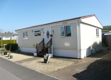 Thumbnail 2 bed mobile/park home for sale in New Road, Summer Lane Park Homes, Banwell