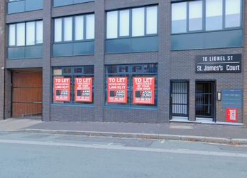 Thumbnail Retail premises to let in St Jame Court, 16 Lionel Street, Birmingham