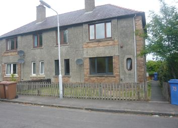 Thumbnail 2 bed flat to rent in Loch Street, Townhill, Dunfermline