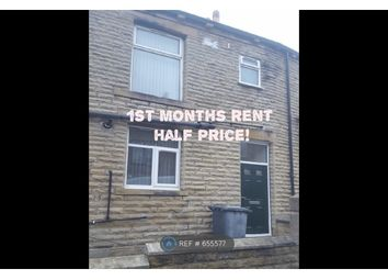 Thumbnail 1 bed terraced house to rent in Norfolk Street, Batley