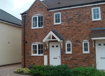 Thumbnail 3 bed semi-detached house for sale in Kingcup Close, Catshill, Bromsgrove