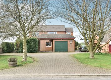 Thumbnail 4 bed detached house to rent in Old Road, Heage, Belper