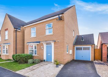 Thumbnail 4 bed detached house for sale in Meredith Close, Creech St. Michael, Taunton