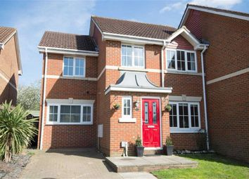 Thumbnail 4 bed semi-detached house for sale in Little Stock Road, Cheshunt, Hertfordshire