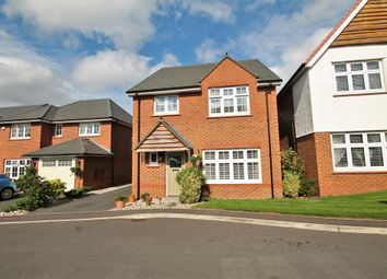 Thumbnail 4 bedroom detached house for sale in Bolingbroke Lane, Widnes